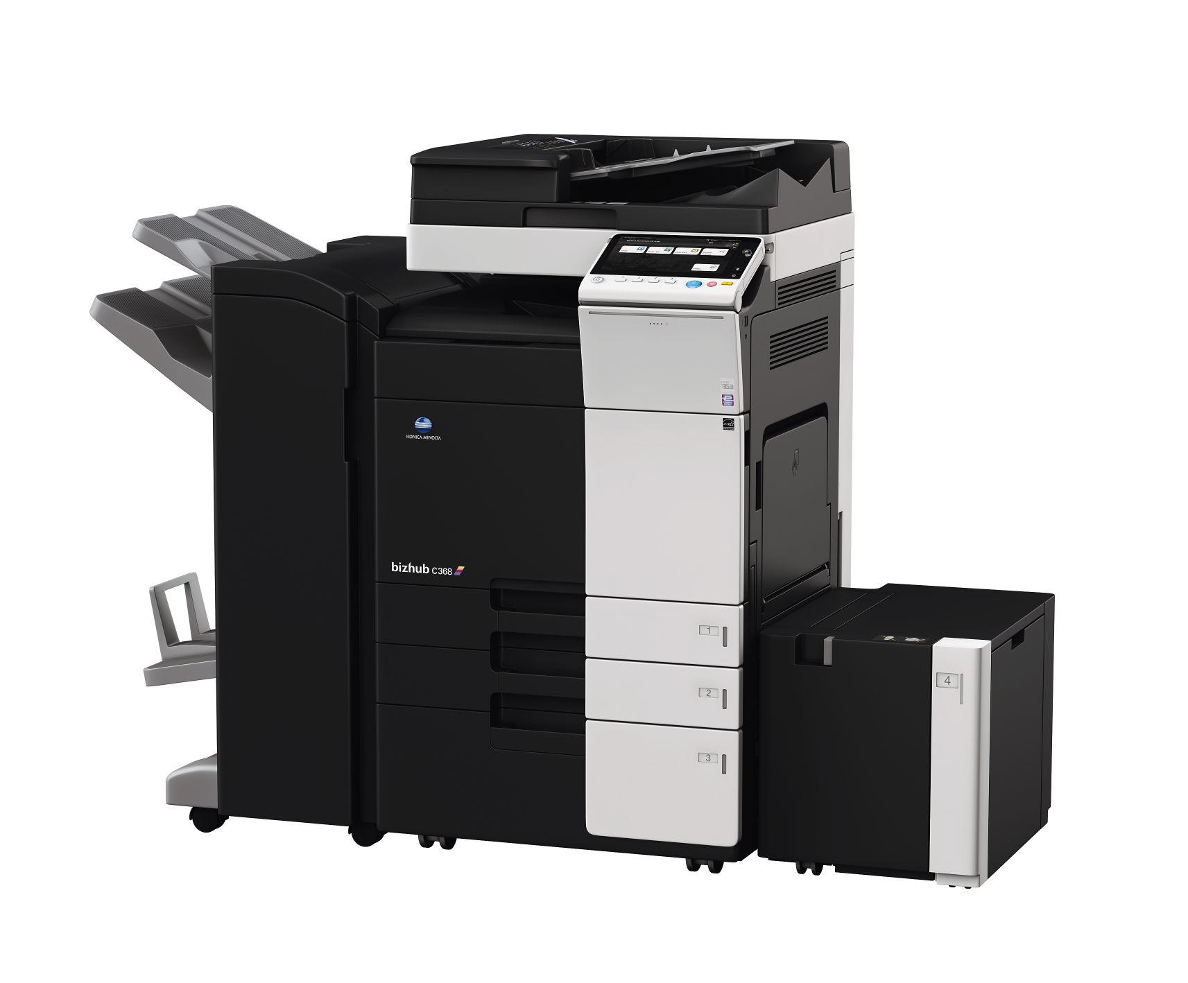 Konica Minolta Multifunctional Printers